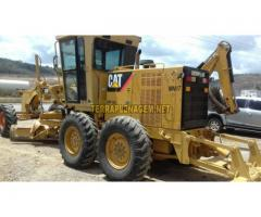 Motoniveladora Caterpillar CAT 120K