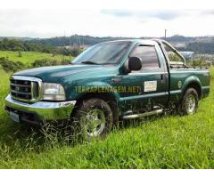 Pickup Ford F-250 XLT-L Turbo Diesel