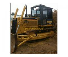 Trator de Esteira Caterpillar CAT D5E