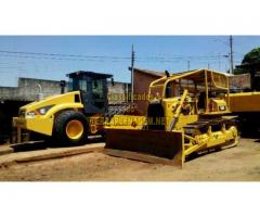 Trator de esteira Caterpillar CAT D6D