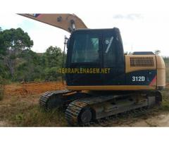 Escavadeira Caterpillar CAT 312D L