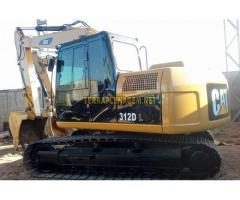 Escavadeira Caterpillar 312D L