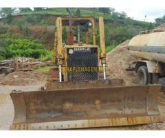 Trator de Esteiras Caterpillar CAT D5E