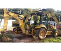 Retroescavadeira Caterpillar CAT 416E 4x4