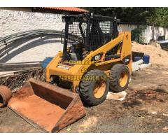 Minicarregadeira Caterpillar CAT 226 B3