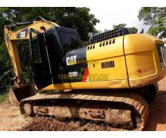 Escavadeira Caterpillar CAT 320D2L