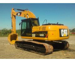 Escavadeira Caterpillar CAT 320DL