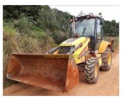 Retroescavadeira New Holland B95B 4x4
