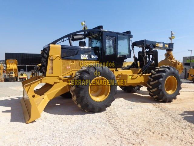 Skidder Caterpillar CAT 525C