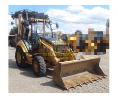 Retroescavadeira Caterpillar CAT 416E