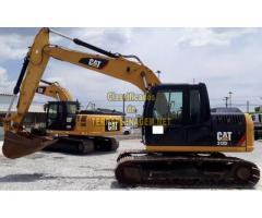 Escavadeira Caterpillar 312D2L