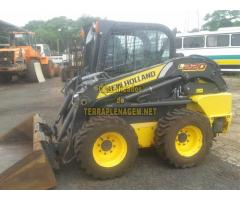 Minicarregadeira New Holland L220