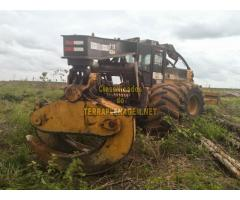 Skidder Florestal Caterpillar CAT 545C