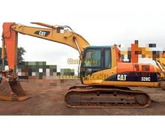 Escavadeira Caterpillar CAT 320C