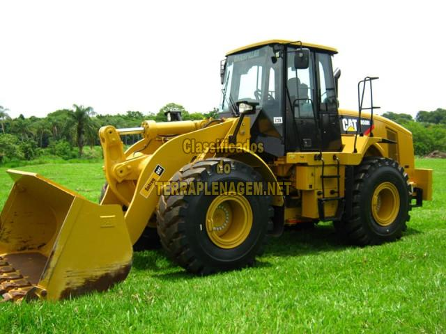 Pá-carregadeira Caterpillar CAT 950H