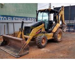 Caterpillar CAT 416E 4x4