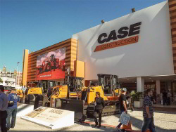 Case Construction na M&T Expo 2015