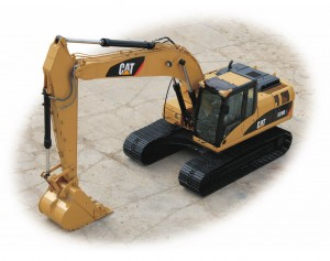 Escavadeira Caterpillar CAT 320D L