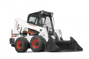Mini-carregadeira Bobcat S650 Caamba