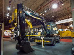 New Holland WE190PRO na M&T Expo 2015