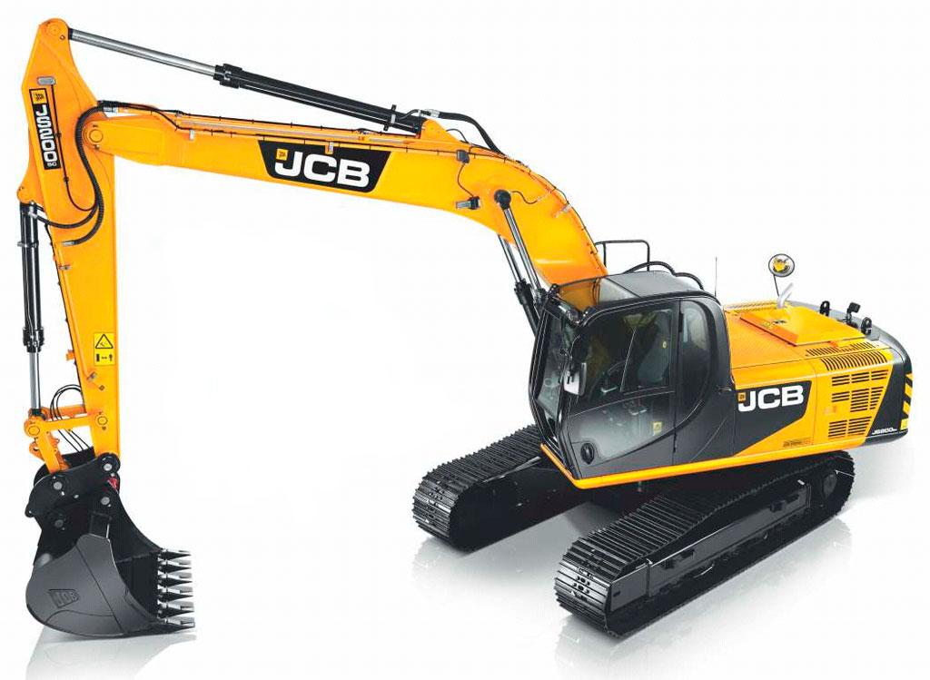 Escavadeira Hidraulica JCB JS 200 LC