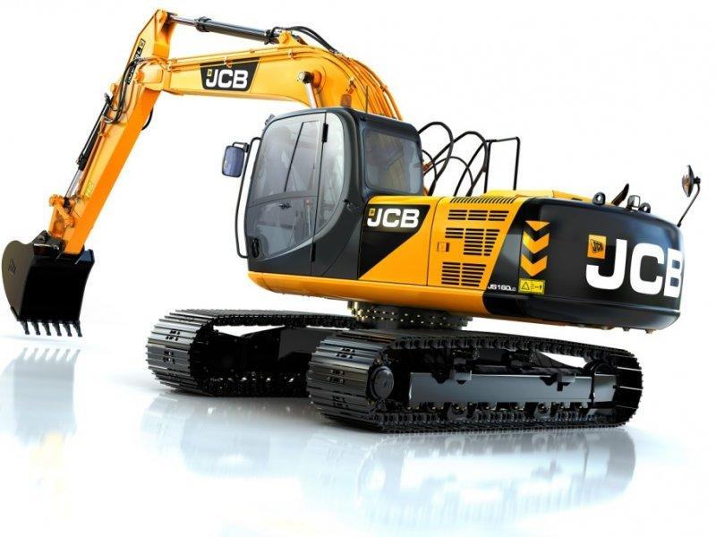Escavadeira JCB JS160LC
