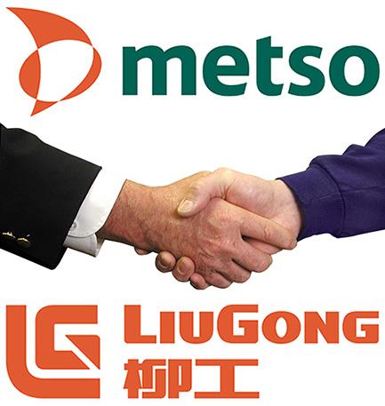 LiuGong Metso
