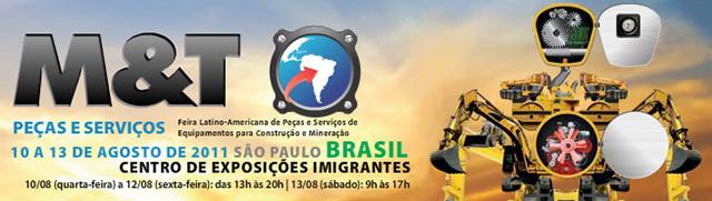 M&T Expo - Peças e Serviços - 2011